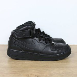 Nike Air Force One AF1 Mid Top Shoes